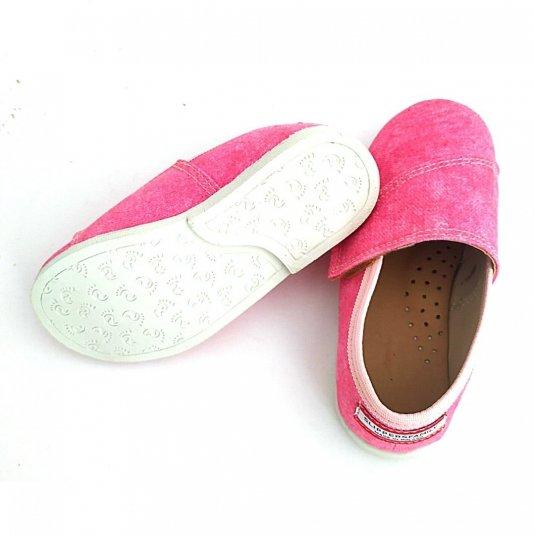 Buty dla dzieci na rzep DAISY