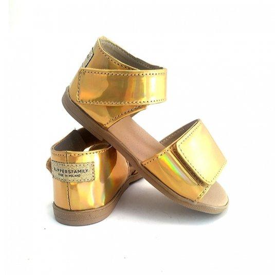 Sandały skórzane dla dzieci DUBAI slippersfamily