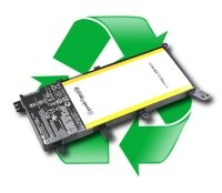regeneracja baterii ASUS C21N1347 do notebooków ASUS A555, X555, F555 7,5V 37Wh