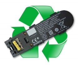 regeneracja baterii HSTNN-B011 do konrolera RAID HP P400 P400I P600 P800