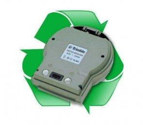 regeneracja akumulatora Trimble 702722, 702722-9030-000  6V 4000 mAh Ni-Mh do Trimble 3600, 3603, 3605DR Zeiss Elta C30