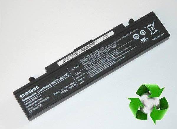 SAMSUNG R540, R580, R720 - 11,1V 6000 mAh