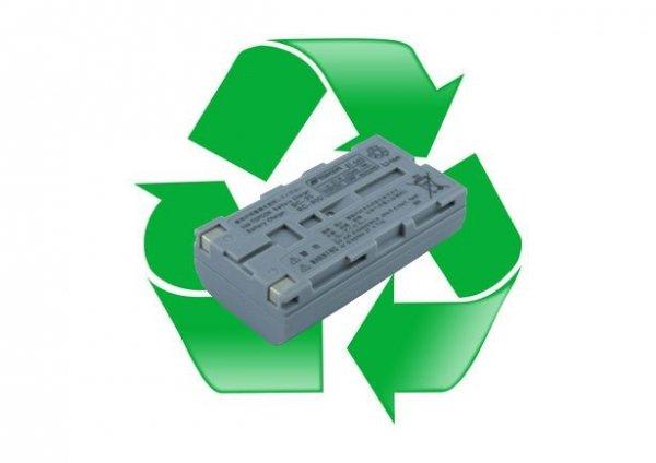 regeneracja akumulatora Topcon BT-62Q, BT-62QA, BT-66Q, BT62Q, BT62QA, BT66Q
