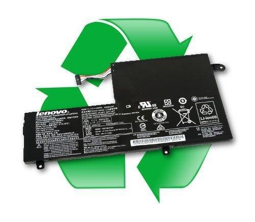 regeneracja baterii Lenovo FLEX 3 L14M3P21, 11,1V 45Wh