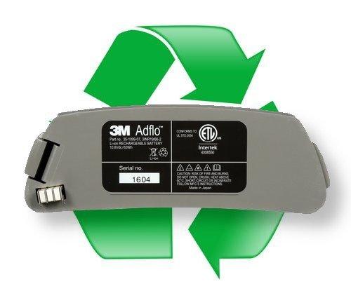 regeneracja  akumulatora 3M ADFLO 10,8V 4,5Ah rozszerzony