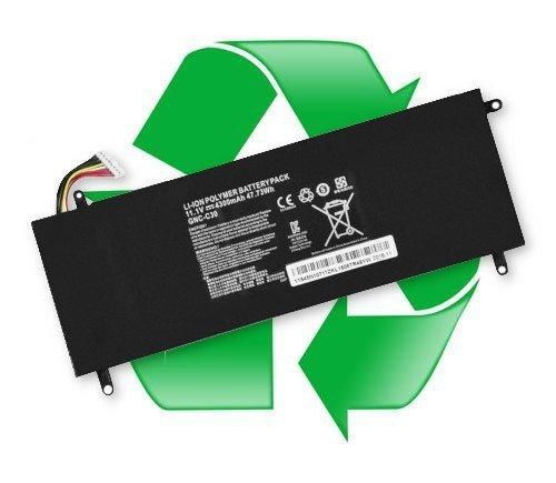 regeneracja akumulatora GIGABYTE GNC-C30 do notebooków GIGABYTE U2442 U24F P34G V2