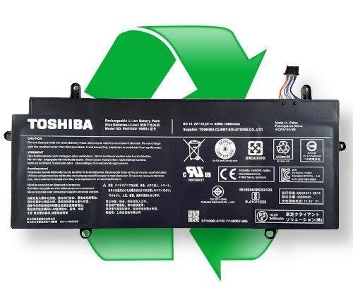 regeneracja baterii TOSHIBA PA5136U-1BRS do notebooków Toshiba Portege Z30, Toshiba Portege Z30t