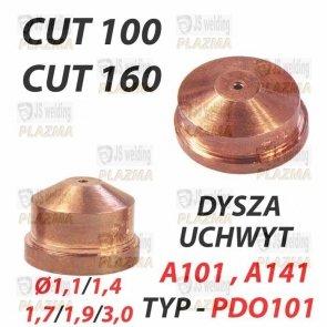 DYSZA PLAZMY PD0101 Ø 1,1 mm