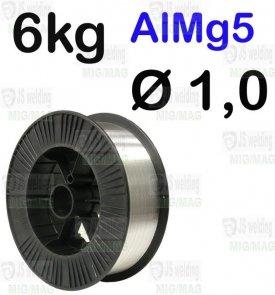 DRUT AlMg5  Ø 1,0 - 6KG