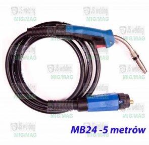 UCHWYT MB 24 - 5m - TYP BINZEL