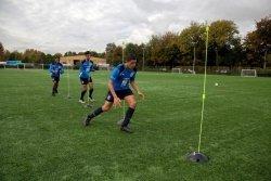 Zestaw sprawnościowo-szybkościowy (na trawę)