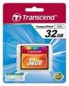 Transcend Compact Flash 32GB karta MLC 133x