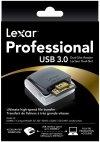 Lexar USB 3.0 Dual Slot Reader Professional