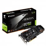 Gigabyte GeForce GTX 1060 Aorus 6G 9 Gbps, 6144 MB GDDR5