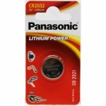 1 Panasonic CR 2032