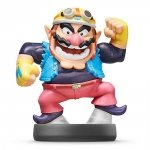Nintendo amiibo Smash Wario
