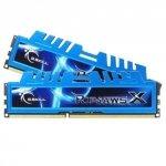 G.Skill DIMM 16 GB DDR3-1600 Kit F3-1600C9D-16GXM, RipjawsX