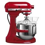 KitchenAid 5KSM7591XEER Heavy Duty 500W 6,9L czerwony