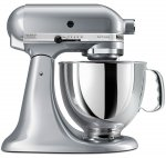 KitchenAid 5KSM150PSEMC Artisan metallic chrome