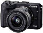 Canon EOS M3 Kit + EF-M 15-45 STM