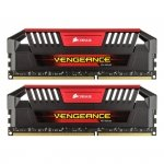 Corsair  16 GB DDR3-2400 Kit CMY16GX3M2A2400C11R, Vengeance Pro Red