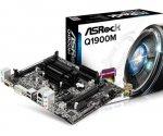 ASRock Q1900M plus Intel Celeron J1900,  Sound HDMI DVI VGA G-LAN SATA2 USB 3.0