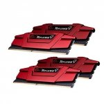 G.Skill 64 GB DDR4-3400 Quad-Kit, czerwony F4-3400C16Q-64GVR, Ripjaws V