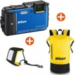 Nikon COOLPIX AW130 orange Diving Kit