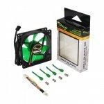 Nanoxia DS 1400 RPM 92x92x25, zielony
