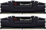 G.Skill 16GB DDR4-3000 Kit, F4-3000C15D-16GVGB, Ripjaws V