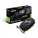ASUS GeForce GTX 1050 Phoenix, HDMI, DisplayPort, DVI-D