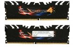 G.Skill DDR4 32GB 2666-15 Ripjaws 4 Black