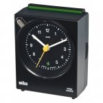 Braun BNC 004 black Voice Activated Alarm Clock