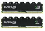 Mushkin DDR3 8GB 2133 Kit - 997164F - Blackline