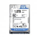 Western Digital Blue - SATA 6G - 2.5 - 1 TB