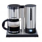 Cloer 5609, Ekspres do kawy stal nierdzewna/czarny