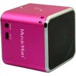 Technaxx MusicMan BT-X2 różowy
