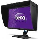 BenQ SW2700PT, czarny, HDMI, DVI, DisplayPort, USB 3.0-Hub
