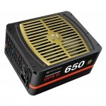 Thermaltake Toughpower DPS G 650W, czarny, 4x PCIe, Kabel-Management