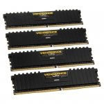 Corsair Vengeance LPX Black DDR4-2400 - CL14 - 16 GB