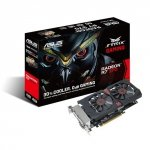 ASUS STRIX-R7370-DC2-2GD5-GAMING, HDMI, DisplayPort, DVI-I, DVI-D