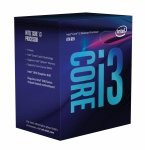 Intel Core i3-8350K  (8MB Cache, 4,00GHz) Box bez went. - Sockel 1151
