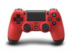 Sony Playstation PS4 Controller Dual Shock wireless red