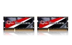 G.Skill SO-DIMM 16 GB DDR3-1600 Kit F3-1600C9D-16GRSL, SL-Serie