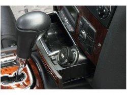 DeLOCK DC Car Adapter 1x USB czarny/srebrny