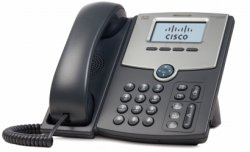 Cisco SPA502G VoIP PoE 1Ltg. Bksl