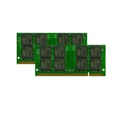 Mushkin SO-DIMM 4 GB DDR2-667 Kit 996559, Essentials-Serie