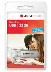 AgfaPhoto USB 2.0 silver     4GB