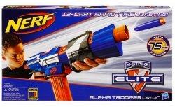 Nerf N-Strike Elite Alpha Trooper CS-12