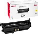 Canon Toner Cartridge 723 Y zolty